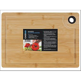 Chef Aid Bamboo Board 35 x 25 x 1.5cm 10E11059