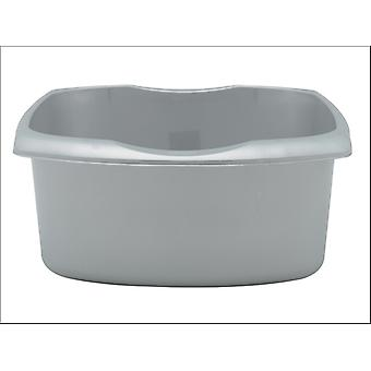 Addis Rectangular Bowl Metallic Small 510584
