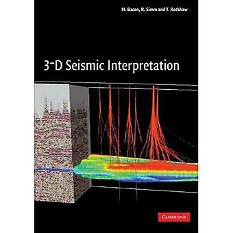 3-D seisminen tulkinta