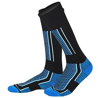 Männer-Frauen Warm Thicken Winter Socken, Outdoor Skifahren Snowboarden Thermal Socken