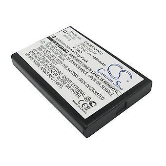Baterie pro Nevo HK-NP60-850 Jeden pro všechny SN03043TF URC 11-8603 8603 Xsight Touch