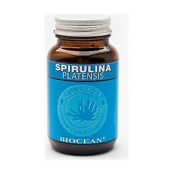 Spirulina Platensis None