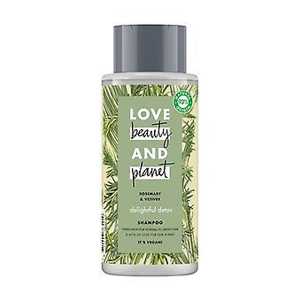 Rosemary and Vetiver Shampoo 400 ml