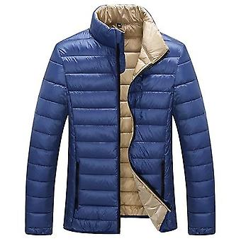Nieuwe Fashion Casual Ultralight Mannen Duck Down Jassen Herfst Winter Coat