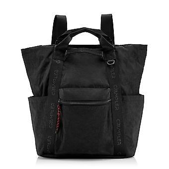 Crumpler Identity Tote Backpack black 20 L