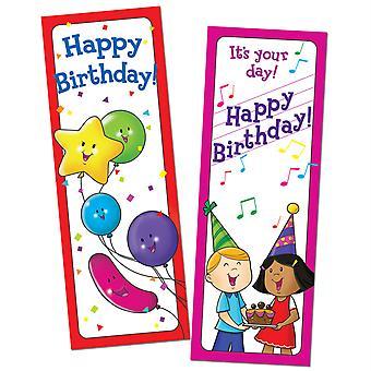 Buon compleanno, segnalibri