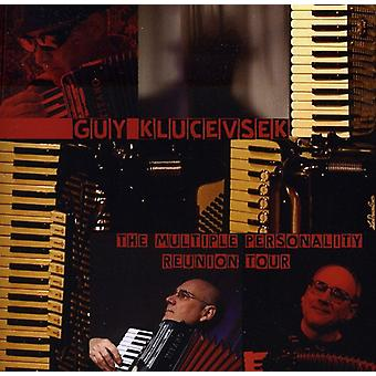 Klucevsek/Hollmer - Multiple Personality Reunion Tour [CD] USA import