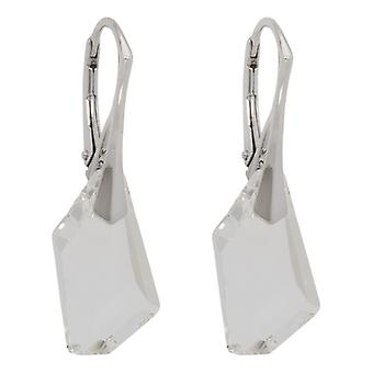 Zilveren Oorbellen conoció a Swarovski Kristal Element De-art Crystal 18MM