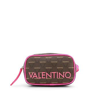 Valentino Bags - Clutches - LIUTO FLUO-VBS46820_FUXIA - Women - deeppink,saddlebrown