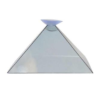 Holographic Projector 3d Hologram Pyramid Display Projector For Smart Universal