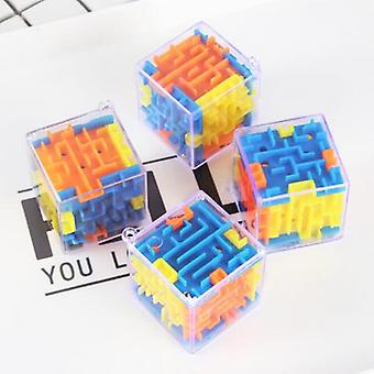 Intellect 3d Puzzle- Balance Labyrinth Hand Mini Maze