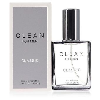 Clean Men Eau De Toilette Spray By Clean 1 oz Eau De Toilette Spray