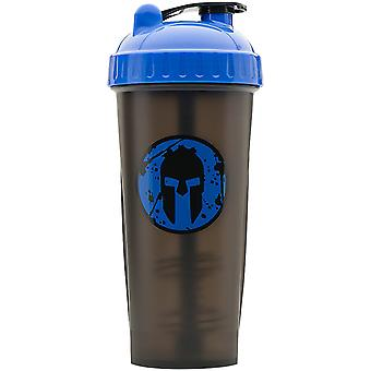 PerfectShaker Performa 28 oz Spartan Race Shaker Cup, Blue Super, perfect bottle