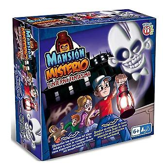 Board game mansión misterio imc toys (es-pt)