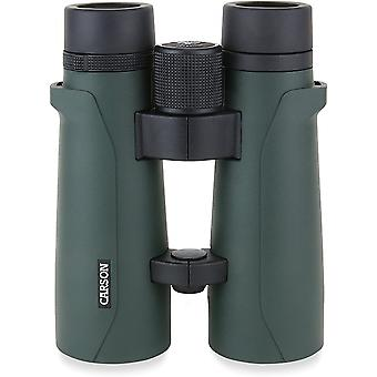 Carson rd serie open-bridge compacte of full-size waterdichte high definition verrekijker voor vogels kijken, jagen, sight-seeing, ps91783