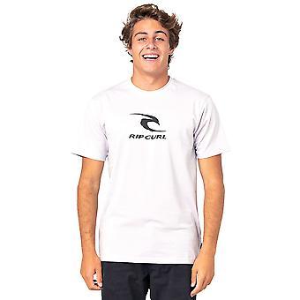 Rip Curl Men's T-Shirt ~ Icon Used lavendar