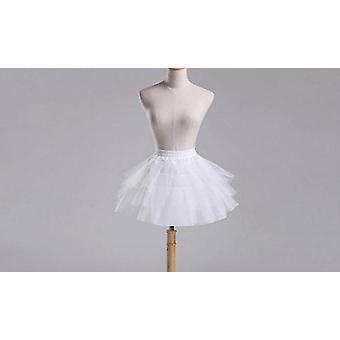 Falda corta de lolita nupcial