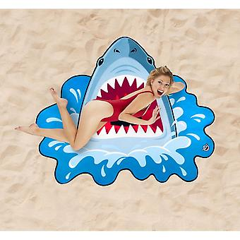 BigMouth Inc. Giant Beach Blanket (Shark)