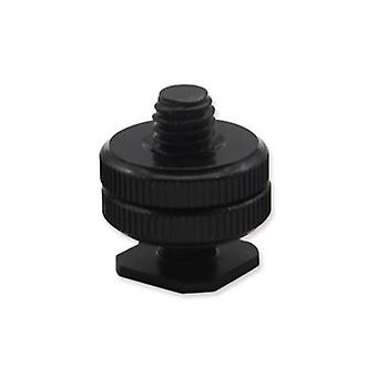 Professional Tripod Mount Screw Dual Nuts