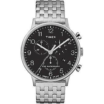 Timex Waterbury Classic Chrono Rvs Herenhorloge TW2R71900
