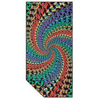 Slowtide Spin Out Travel Towel in Multi