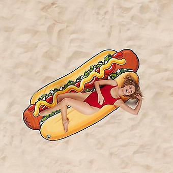 Bigmouth jättimäinen hotdog rantapeitto