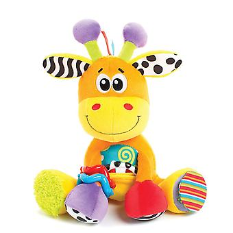 FengChun Aktivität Freund Giraffe, Lernspielzeug, Ab 0 Monate, BPA-frei, Discovery Friend Giraffe,