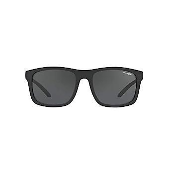 Arnette Complementary, Unisex Adult Sunglasses, Black, 57