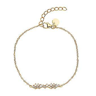 NOELANI Sterling 925 silver women's bracelet, with zircons(1)