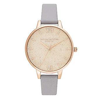 Olivia Burton Elegant Horloge OB16GD45