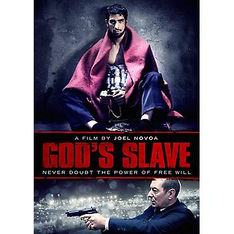 God's Slave [DVD] USA import