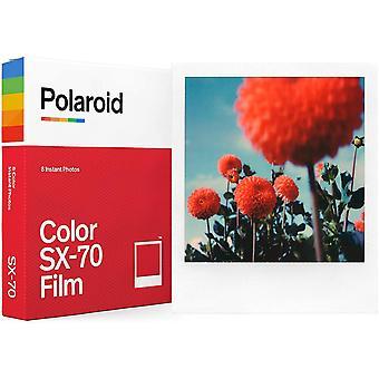 Polaroid - 6004 - Sofortbildfilm Frabe fér SX-70 - Polaroidkamera
