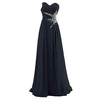 Sweetheart Chiffon Bridesmaid Dresses ( Set 1)