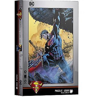 DC Comics - Superman Tank - 1000 piece puzzle