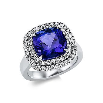 Luna Creation Promessa Ring Colorstone 1V798W854-1 - Ring Width: 54