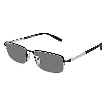 Montblanc MB0020O 001 Ruthenium Glasses