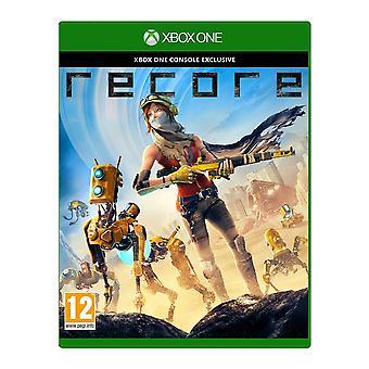 RECORE jeu Xbox 1