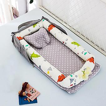 Portable Baby Nest Bed For, Travel Bed