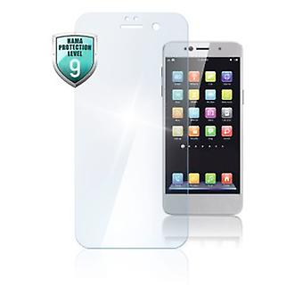"""Hama """"Premium Crystal Glass"""" Real Glass Screen Protector for Huawei Y6 (2018)"""