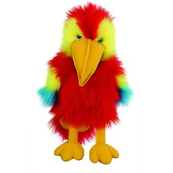 The Puppet Company - Baby Vogels - Scarlet Macaw