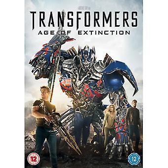 Transformatorer Age of Extinction DVD (2014)