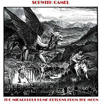 Sopwith Camel - Den mirakulösa puckeln återvänder från månens röda vinyl