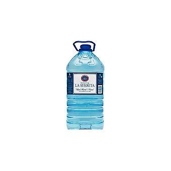 Agua Mineral Natural La Serreta (6