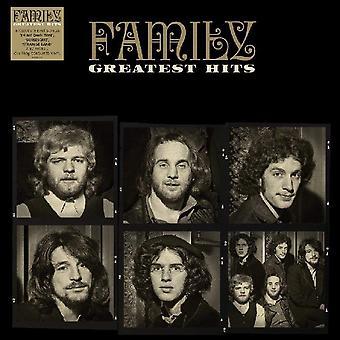 Family - Greatest Hits Vinyl