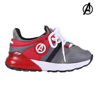 Sports Shoes for Kids The Avengers Grey