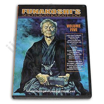 Funakoshi Shotokan Karate Do #5 Dvd Balzarro, Semino &Torre -Vd6807A