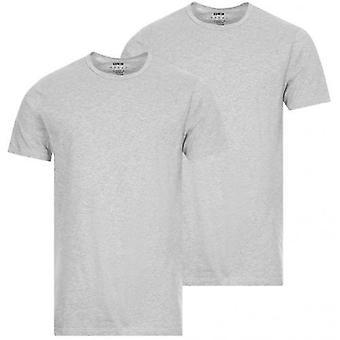 Edwin Double Pack Short Sleeved T-Shirt