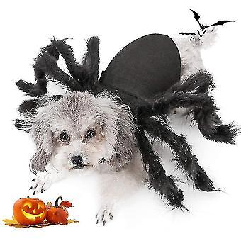 Halloween Lemmikki Spider Puvut Kauhusimulaatio Muhkea Hämähäkki Muunnospuvut(M)