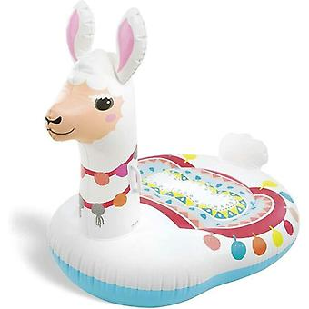 Intex Large Gonflable Ride On Llama Pool Float 1.12m x 1.34m x 0.94m