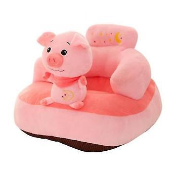Rosa Schwein Cartoon kleines Sofa